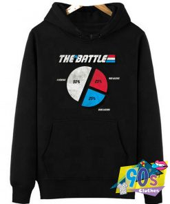 The Battle Diagram Graphic Hoodie