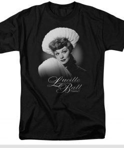 Vintage Lucille Ball Soft Portrait T Shirt