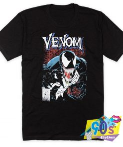 Vintage Marvel Venom Comic T Shirt