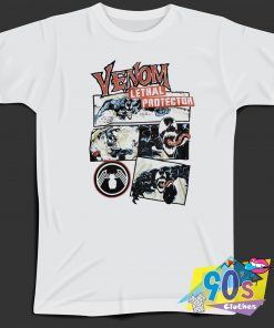 Vintage Venom Lethal Protector Comic T Shirt