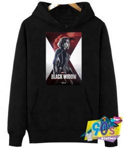 Avenger Endgame Black Widow Fictional Characters Hoodie