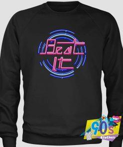 Best of Beat It Michael Jackson Live Sweatshirt