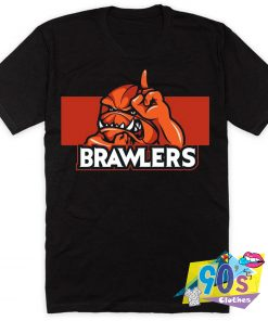 Brawlers Basketball Team Sport Gift T Shirt