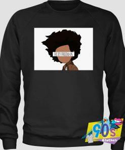 Faceless Huey Freeman The Boondocks Sweatshirt