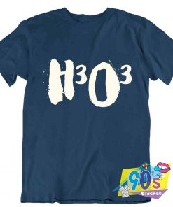 H3o3 Chemist Science Geek T Shirt
