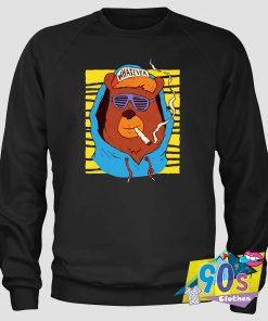 HIP HOP Bear Whatever Sweatshirt