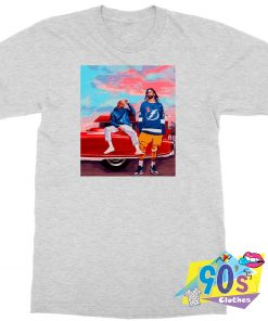 J Cole Kendrick Lamar Great Rapper T Shirt