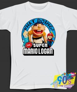 Jeffy Super Mario Logan T Shirt