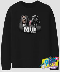 Men In Black X Dark Vador and Palpatine Sweatshirt