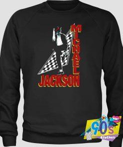 Michael Jackson Dance Photo Sweatshirt