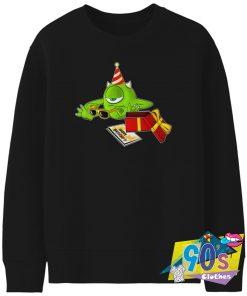 Mike Wazowski Monsters Inc Sweatshirt