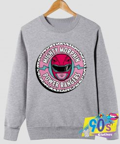 Morphin Power Rangers Superpower Sweatshirt
