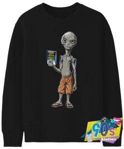 Paul PArody Alien Sweatshirt