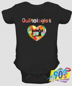 Quitologist Lovers Gift Baby Onesie