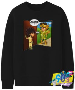 Saint Seiya Knights of the Zodiac Manga Sweatshirt