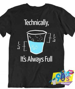 Technically Chemistry Geek T Shirt