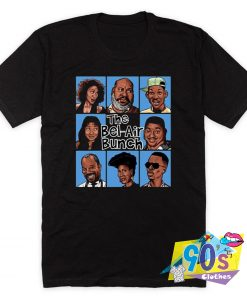 The Bel Air Bunch 90s T Shirt Style