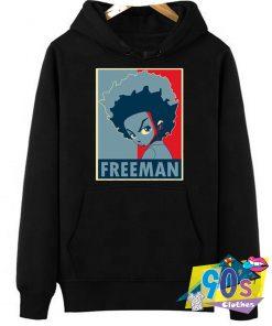 The Boondocks Freeman TV Show Hoodie