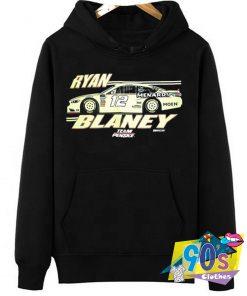 Vintage Ryan Blaney 12 Hoodie
