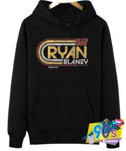 Vintage Ryan Blaney Clearance Hoodie