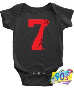7 Fist Up Colin Kaepernick American Activist Baby Onesie