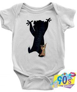 90s Hana Barbera Yogi Bear Baby Onesie