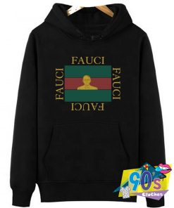 Anthony Fauci Immunologist Graphic Hoodie