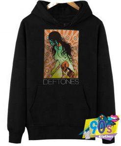 Best of Deftones Graphic Band Hoodie