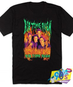 Big Time Rush Boy Band T Shirt
