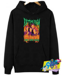 Big Time Rush Pop Band Hoodie