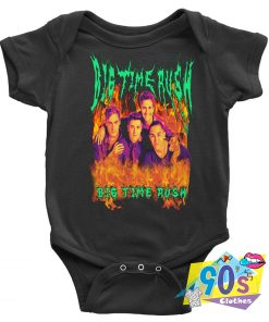 Big Time Rush Pop Music Baby Onesie