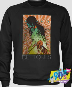Deftones Rock Band Sweatshirt