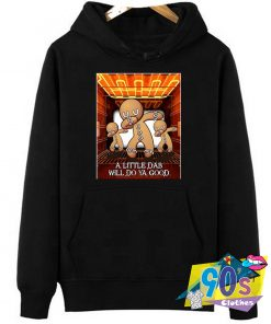 Ginger Bread a Little Dabbing Hoodie