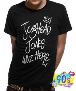 Jughead Jones Wuz Here Riverdale Movie T Shirt