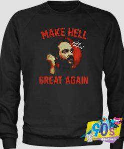 Mark Sheppard Quote Sweatshirt