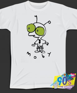 Moby Little Idiot Alternative Dance Band T Shirt