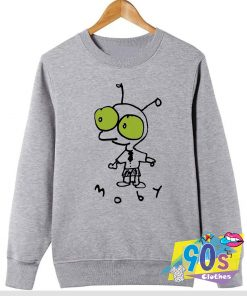 Moby Little Idiot Sweatshirt