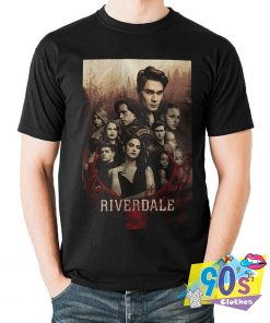 Riverdale Tv Poster Movie T Shirt