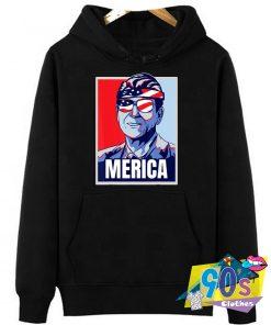 Ronald Reagan America Freedom Hoodie