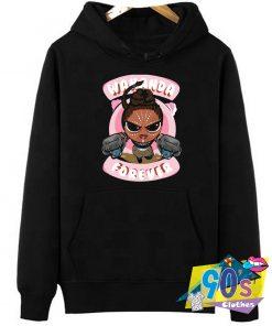 Shuri Powertuff Power Pink Hoodie