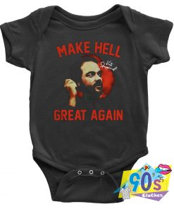 Special Mark Sheppard Make Hell Great Again Baby Onesie