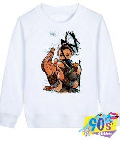 Street Fighter Gaming Sweatshirt