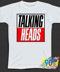 Talking Heads Band Music T Shirt