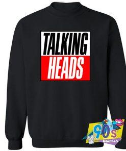 Talking Heads Rock Band Sweatshirt