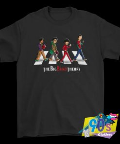 The Big Bang Theory Abbey Road T Shirt