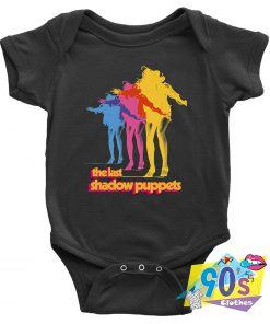 The Last Shadow Puppets Artwork Baby Onesie