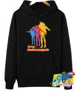 The Last Shadow Puppets Supergroup Music Hoodie