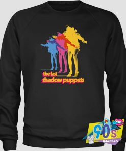 The Last Shadow Puppets Sweatshirt