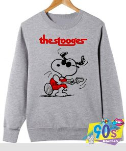 The Stooges Snoopy Sweatshirt