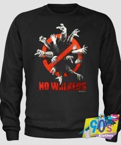 The Walking Dead No Walkers Sweatshirt